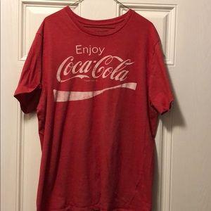 Old Navy Coke Tee